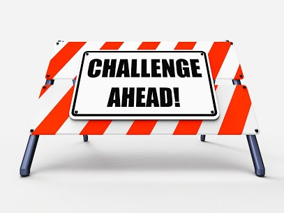 Challenge ahead! Be prepared