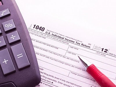 The joys of taxes