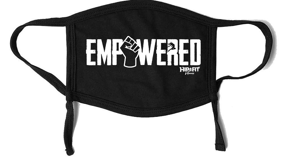 Empowered Face Mask (2 for $20)