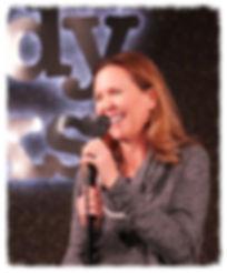 Nora Lynch, stand up comedian, Denver comedian