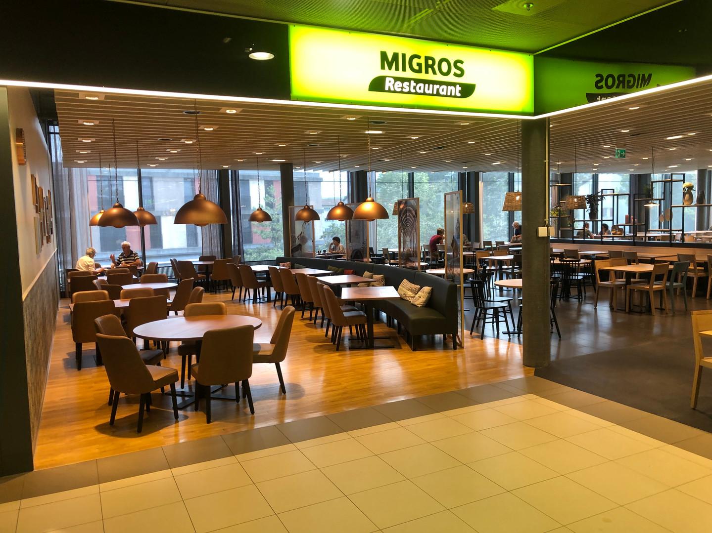 Migros Zentrum Oberland