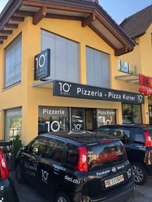 Dieci Pizza Kurier