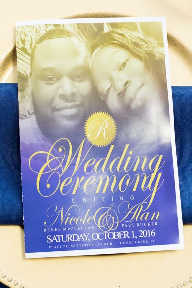 Charleston Wedding: Nicole + Alan