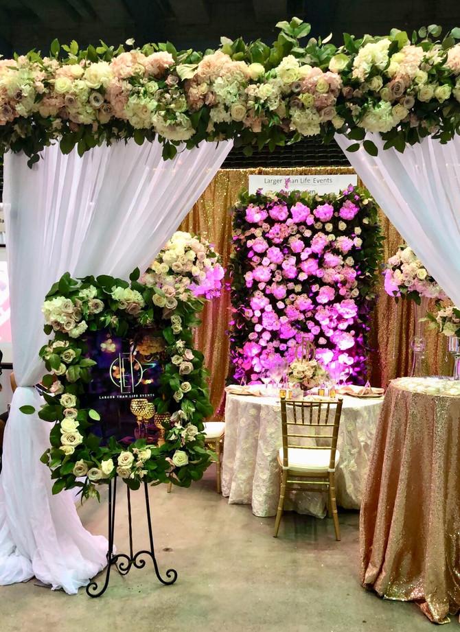 Georgia Bridal Show Savannah: Best Booth