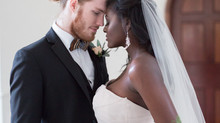Pantone Wedding: Rose Quartz and Serenity Styled Shoot