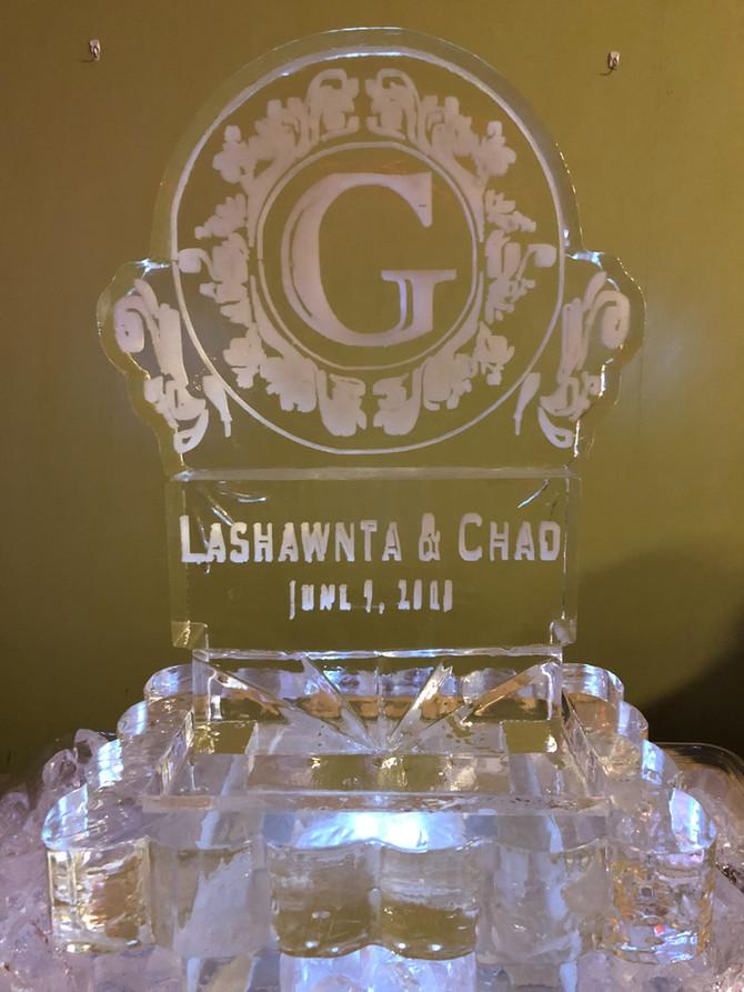 Ralph Mark Gilbert Wedding: Lashawnta + Chad