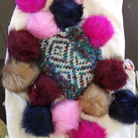 #finally 😃 Fluffy #poms at a reasonable
