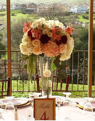 Romantic centerpieces your guests will surely love!