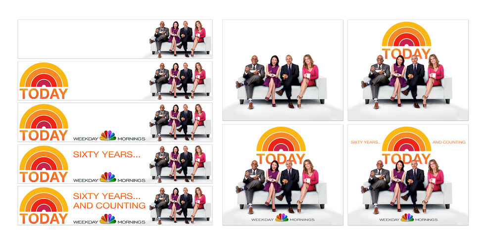 Today Show Web Banners