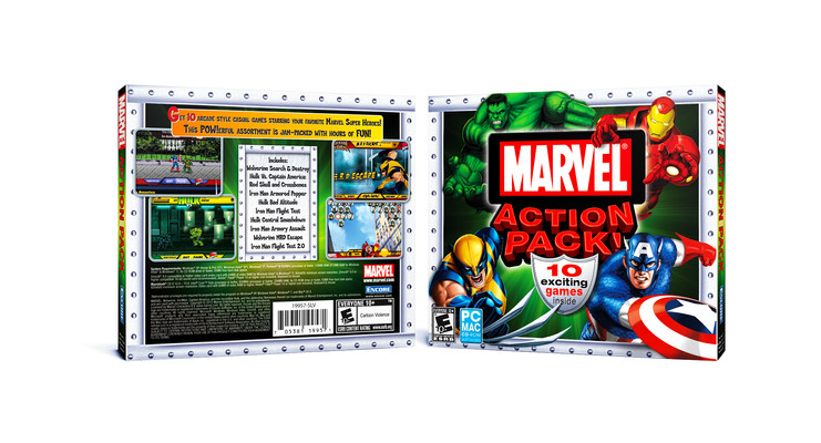MARVEL: Action Pack