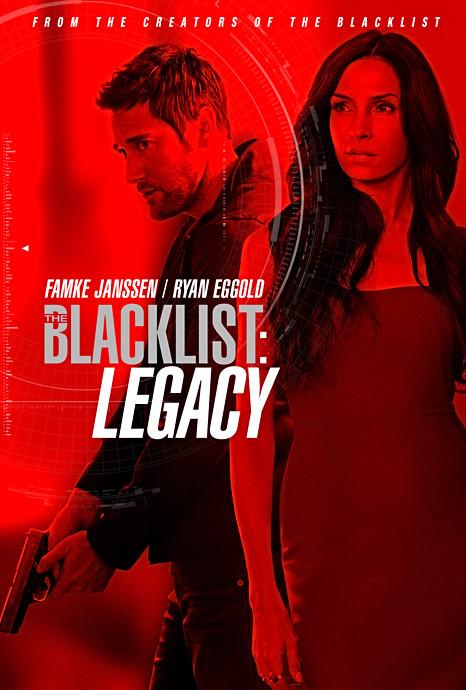 The Blacklist: Legacy