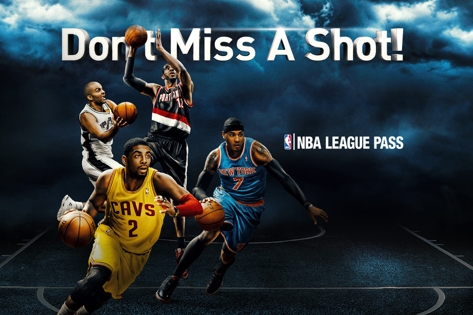 NBA - Digital Ad
