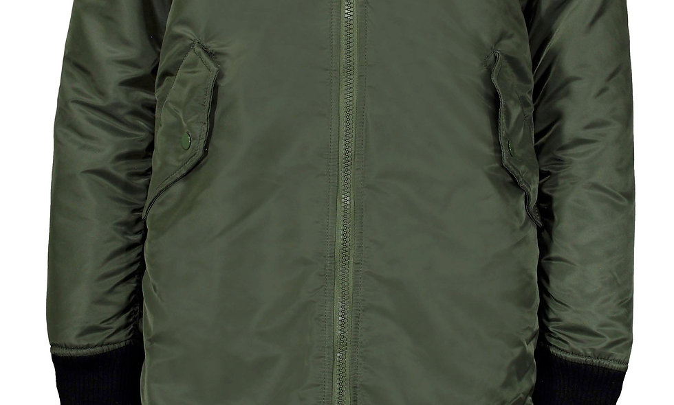 MA-1 Bomber Jacket Vogue