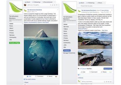 Social Media: Facebook