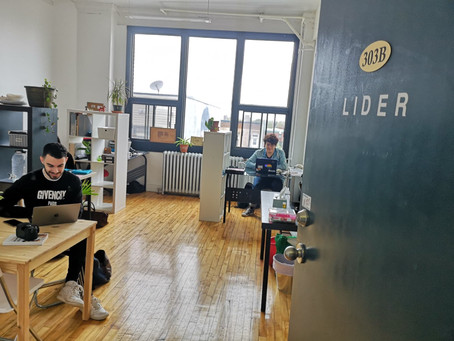 LIDER Marketing Office Space