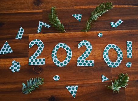 2020: Happy New Decade!
