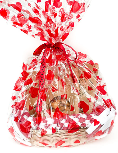 Limited Edition Valentine's Day Gift Basket