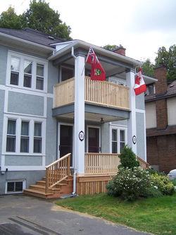 Front Porch Re-Build