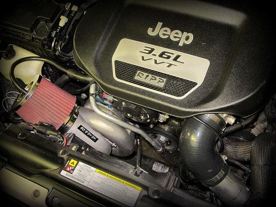 12-14 Jeep Wrangler JK 3.6 V6 Supercharger Kit