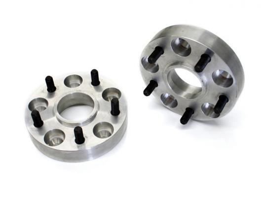 Teraflex JK 1.25'' wheel offset adapters - pair