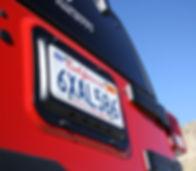 Jeep JK Wrangler spare tire delete