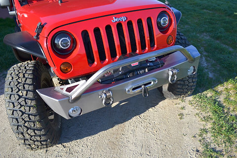 Jeep JK Armor