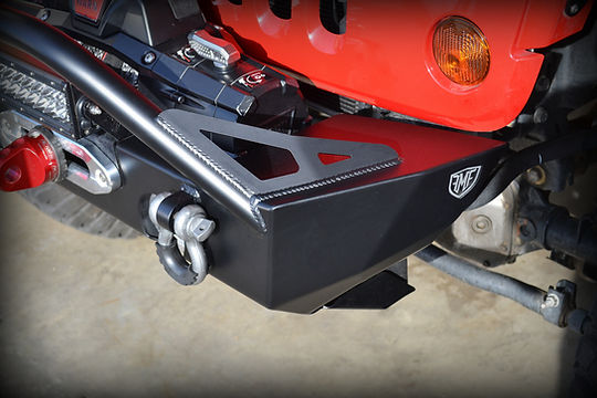 Jeep bumper welding perfect armor quality