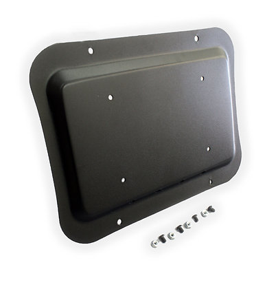 Solution Plate License Plate Relocation System