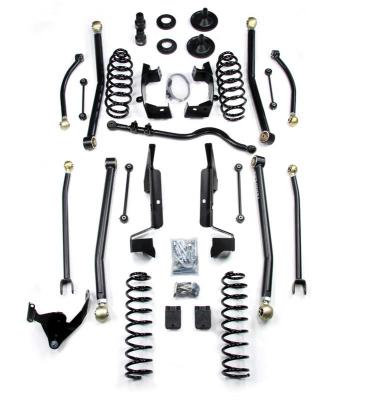 "ORW JK 3.0"" LCG Kit w/ SpeedBumps & Shocks"