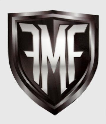 FMF logo decal