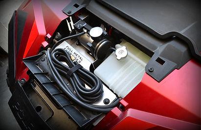 RZR Turbo Air Compressor Kit