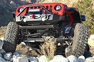 Custom Jeep Bumper Wrangler JK