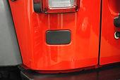 Mopar License Plate Delete plug