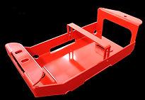 Jeep JK Wrangler Evap skid plate custom