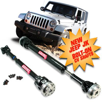 Coast JK Rear 2 door 1350 Driveshaft