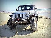 Apex Jeep Wrangler JKU Stubby Front Bumper