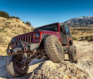 Jeep JK Bumper