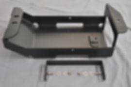 JK Evap Skid Plate
