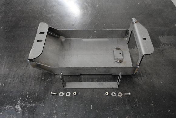 Evap Skid Plate - Bare Steel