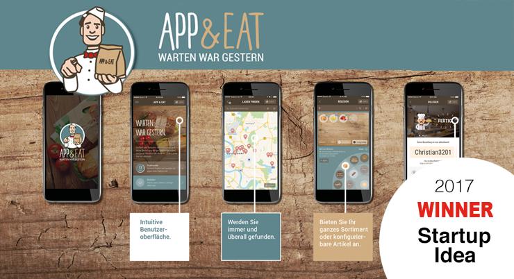 App & Eat – warten war gestern