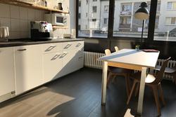 Küche der Bürogemeinschaft