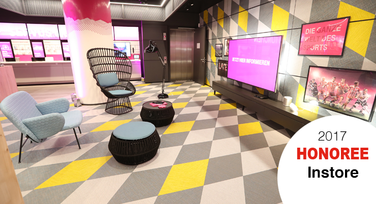 Magenta Zuhause Lounge