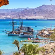 O Mar Vermelho de Eilat