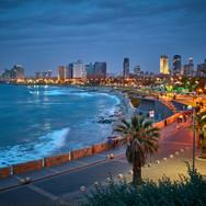 A metropole cosmopolita de Tel Aviv