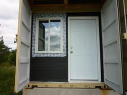 Armazón Exterior, Puertas y Ventanas