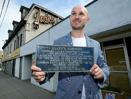 William Older Aims to Revive Time-Worn, Historic Lilley's Corners and more!