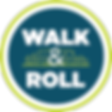 Walk and Roll Logo_simplified circle bad
