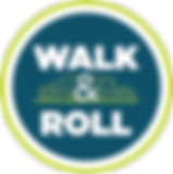 Walk and Roll Logo_simplified circle bad
