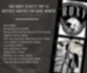 The Roxy Theater's Bike month movie list