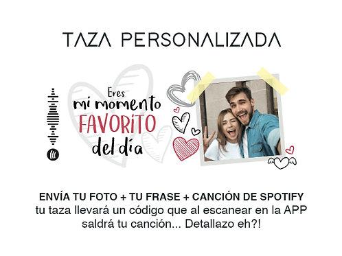 Taza Personalizada ¡Con tu foto/momento favorito!